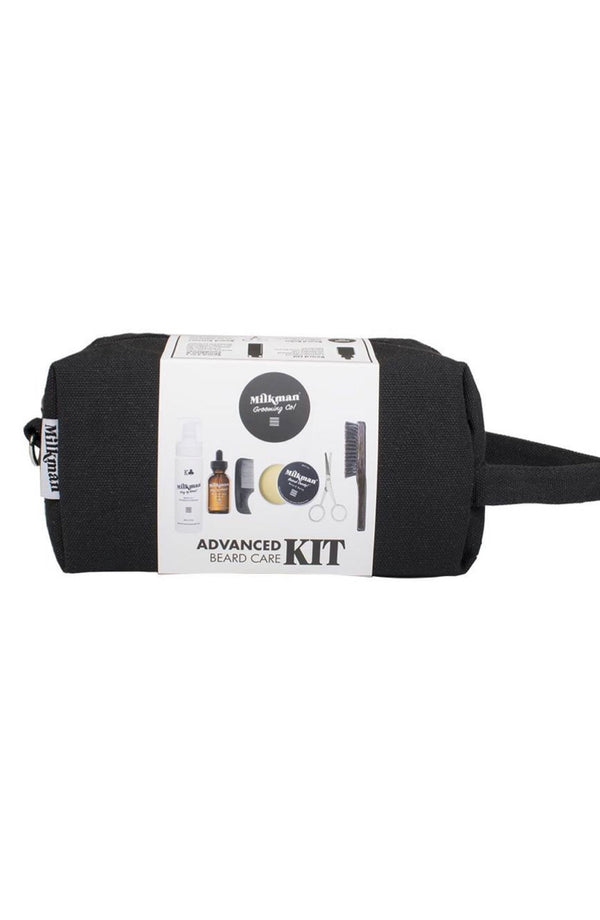 Advanced Beard Care Kit - Matte Black
