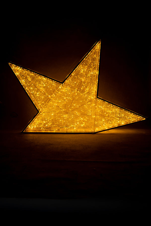 3D Light Up Star