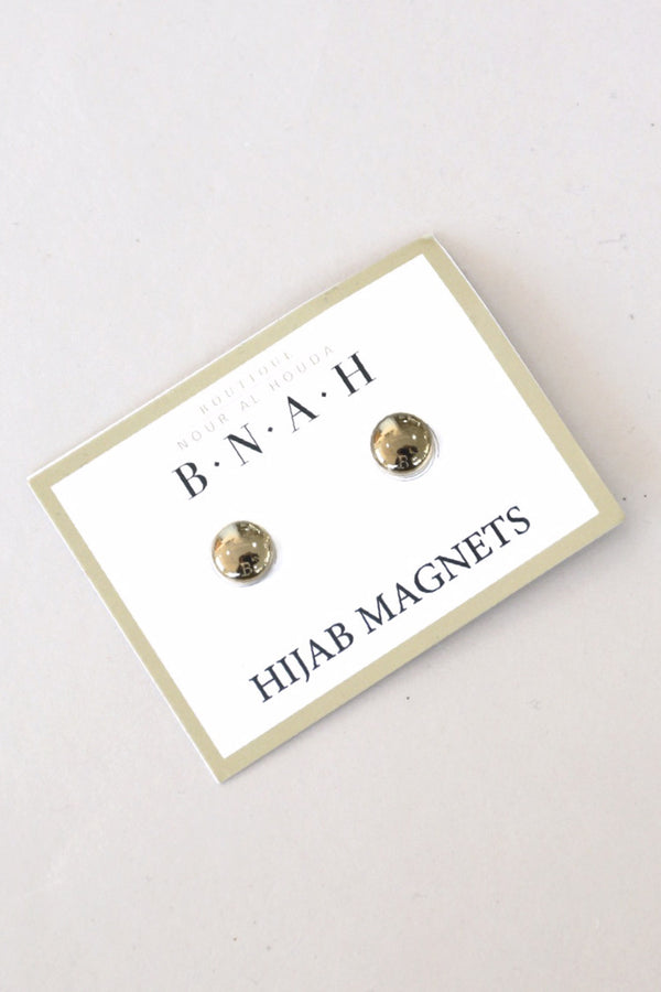 Hijab Magnet - Gold