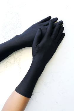 WOMGL-Womens Gloves - ALABRAB - A21-Black