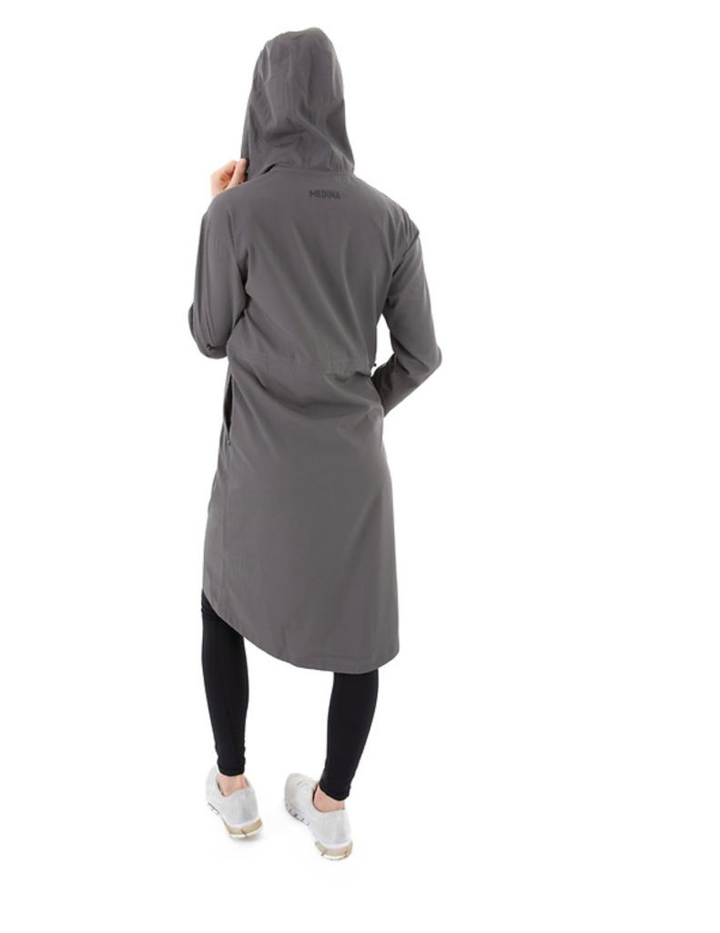 Long Trench - Charcoal