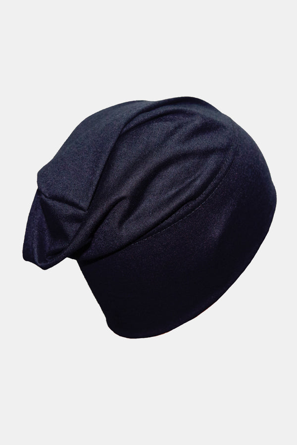 WOCOC-Cotton Open Cap 18-3-3S_Navy