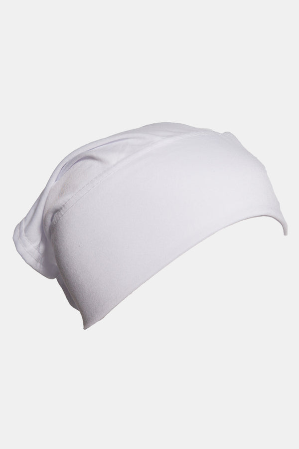 WOCC-Womens Closed Cap 18-2-2W_White