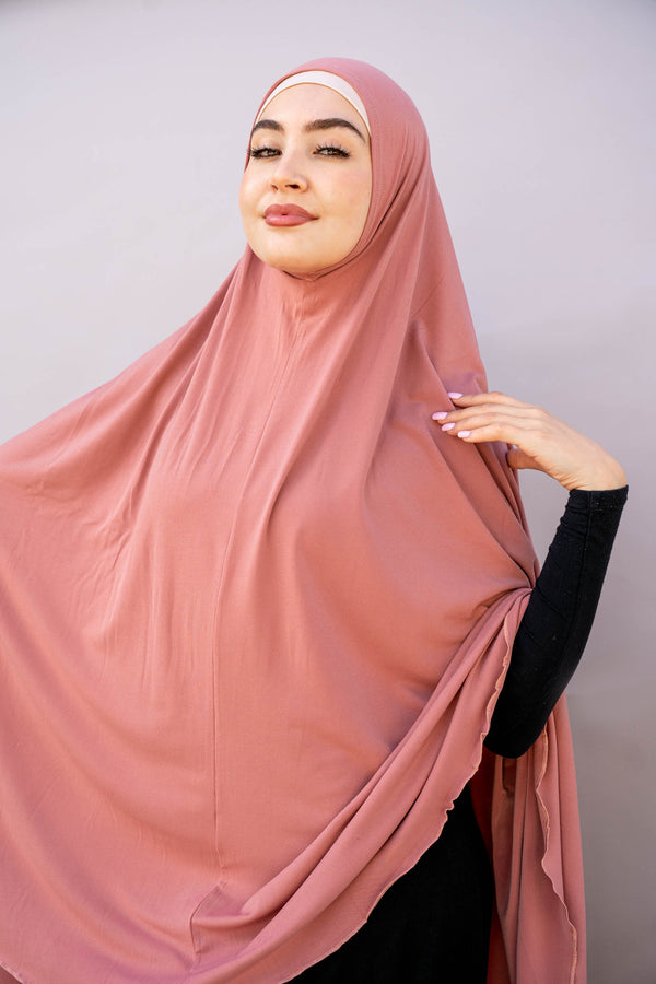 Women's Jilbab - Withered Rose