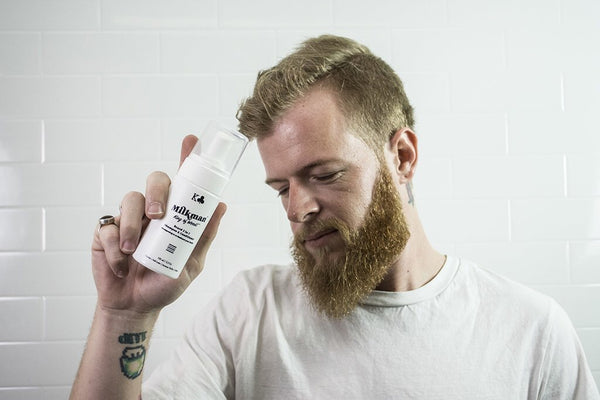 Milkman - Shampoo & Conditioner Beard 2 in 1 (Travel Size) 100ml- King Of Wood