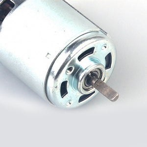 2PCS 775 Motor DC 12V 3500-15000RPM Motor Large Torque High Power Motors