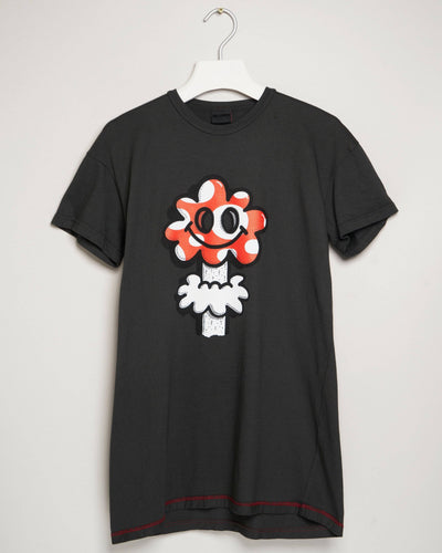"""MUSHBOOM CHARCOAL"" t-shirt by MAP London"