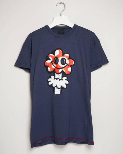 """MUSHBOOM NAVY"" t-shirt by MAP London"