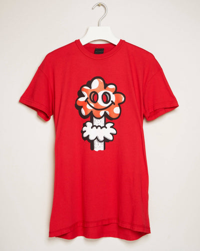 """MUSHBOOM RED"" t-shirt by MAP London"