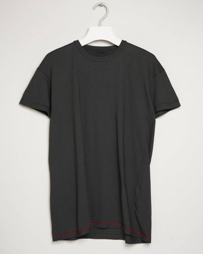 """UNISEX FUTURE CHARCOAL"" t-shirt by MAP London"