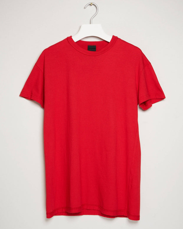 """UNISEX FUTURE RED"" t-shirt by MAP London"