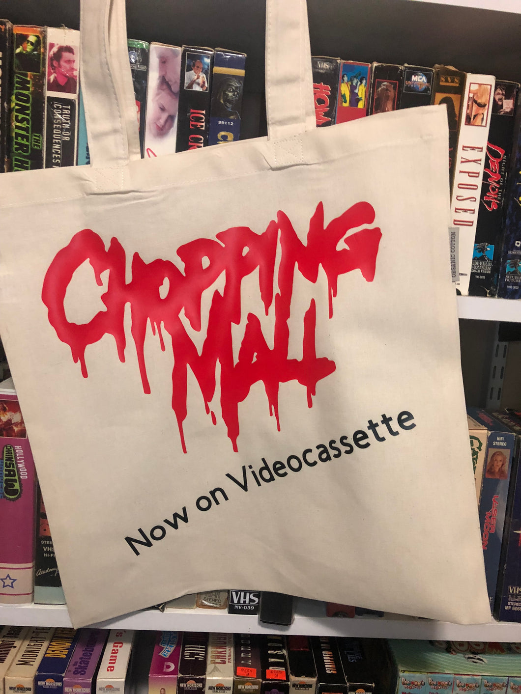 Chopping Mall Tote