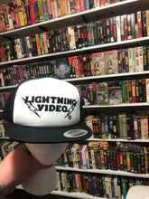Load image into Gallery viewer, Lightning Video Trucker Hat