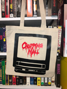Chopping Mall TV Tote Bag