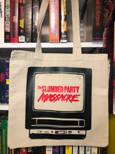 Load image into Gallery viewer, Slumber Party Massacre Tote Bag