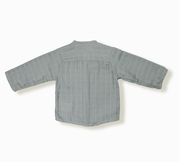 Shirt May by Lebome - Light Grey