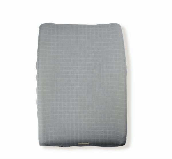 Changing mat cover Come by Lebome - Light Grey