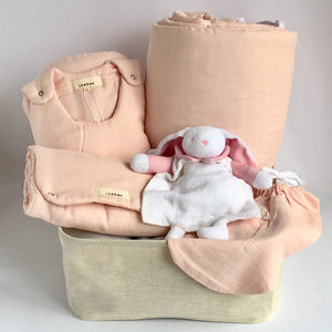 Baby Essentials – Girl Hamper