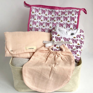 Baby Pink Tiger Hamper