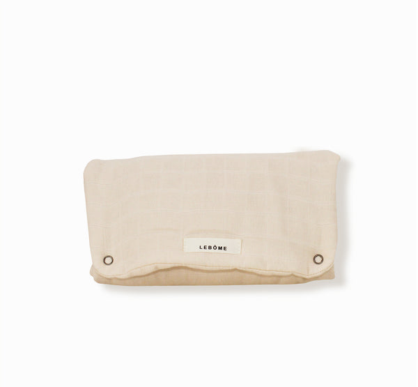 Travel Changing mat Oscar by Lebome - Beige