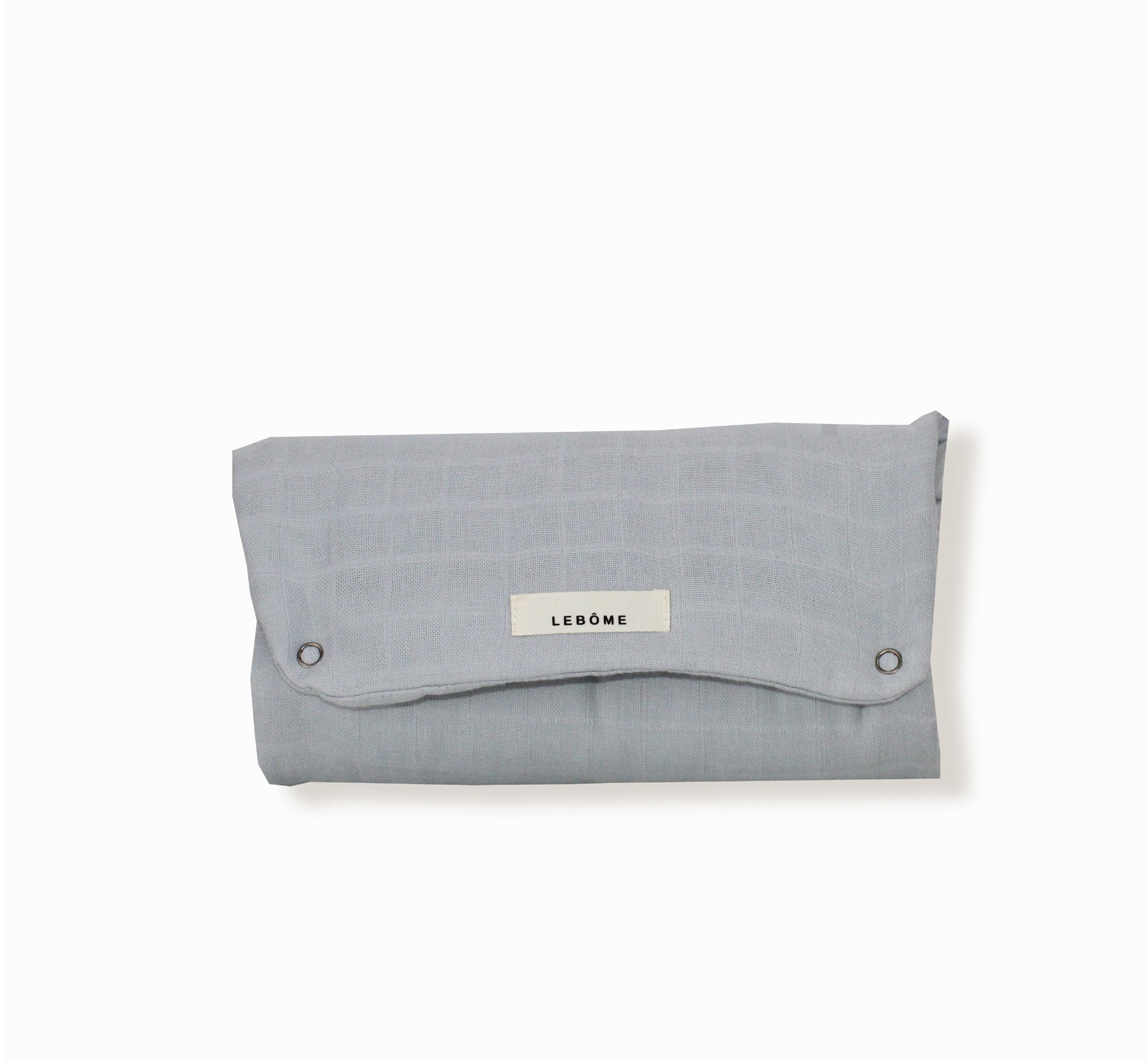 Travel Changing mat Oscar by Lebome - Light Grey
