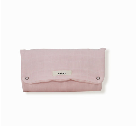 Travel Changing mat Oscar by Lebome - Pink