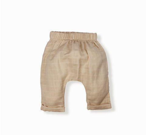 Trousers Marlon by Lebome - Beige