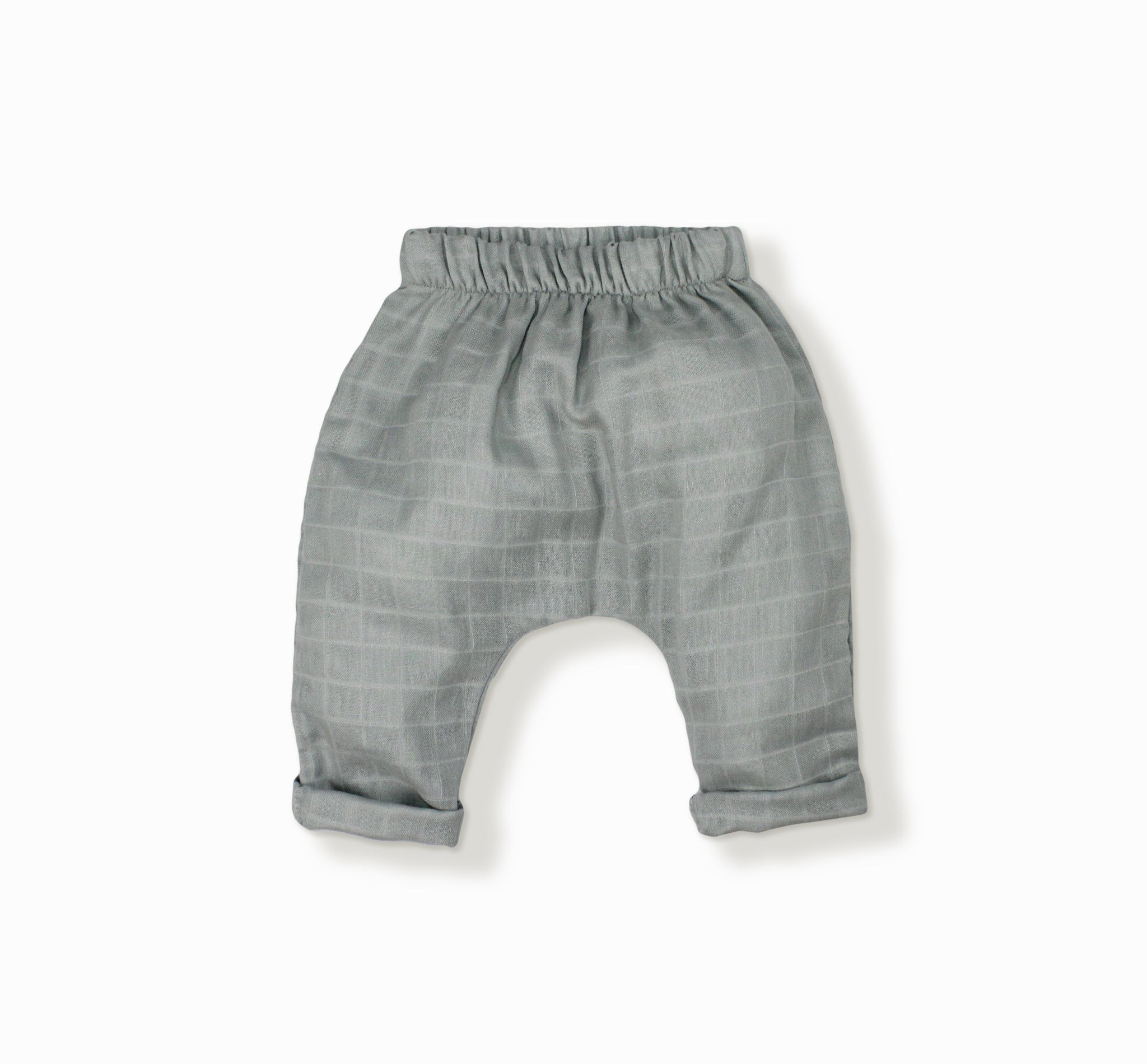 Trousers Marlon by Lebome - Light Grey
