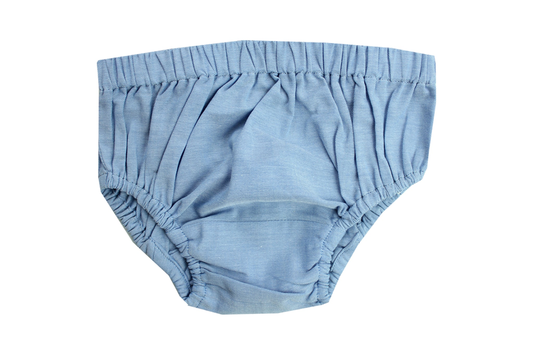 Bloomer by La Petite Collection - Blue Chambray