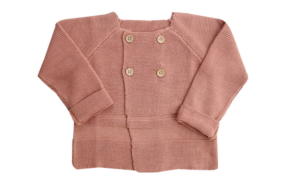 Cardigan by La Petite Collection - Blue/Green
