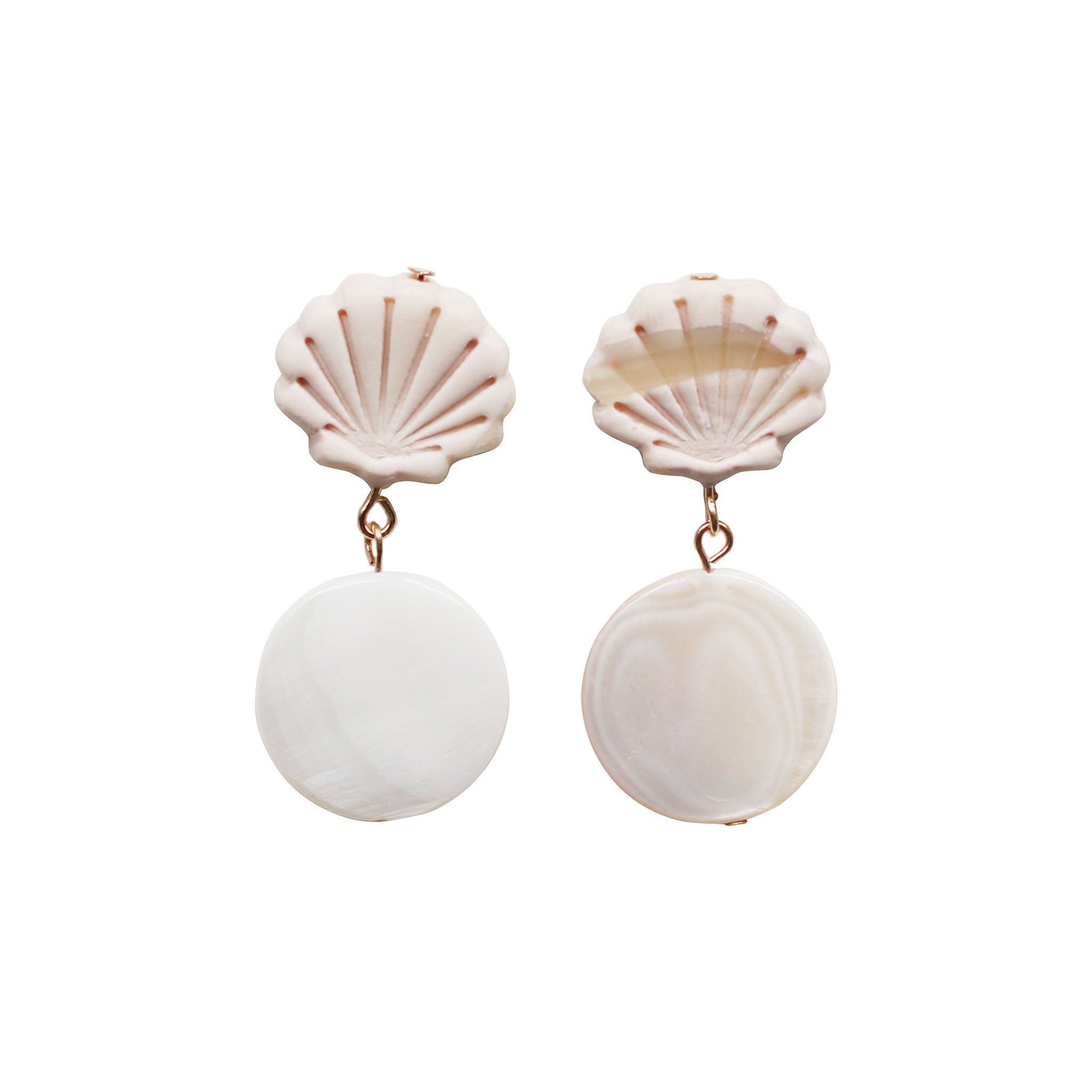 Shore Dangles (Seashell)