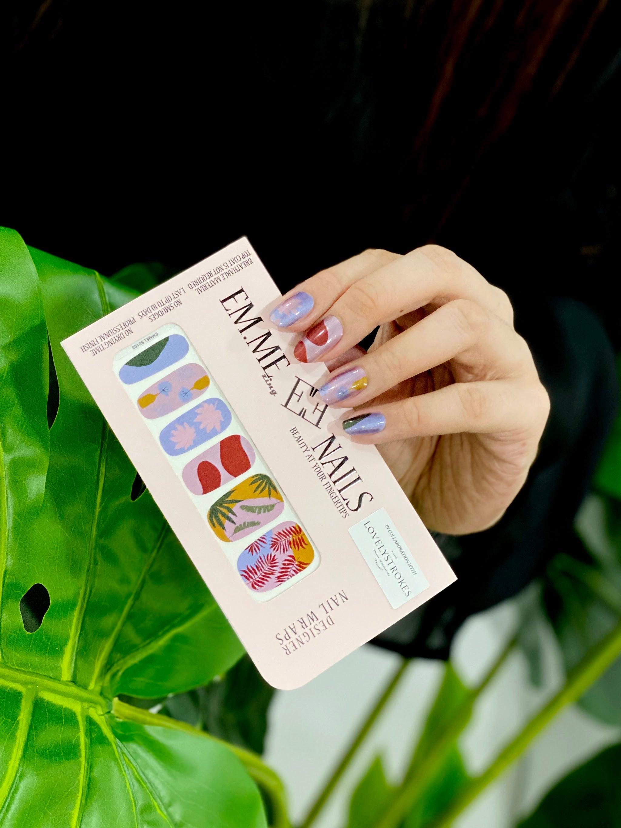 Botany Press (Nail Wraps)