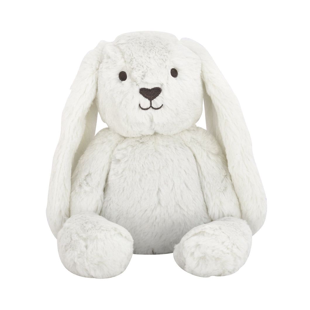 Stuffed Animals | Soft Plush Toys Australia | White Bunny - Beck Bunny Huggie