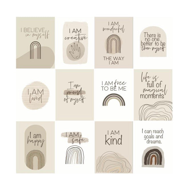Little People Affirmation Cards