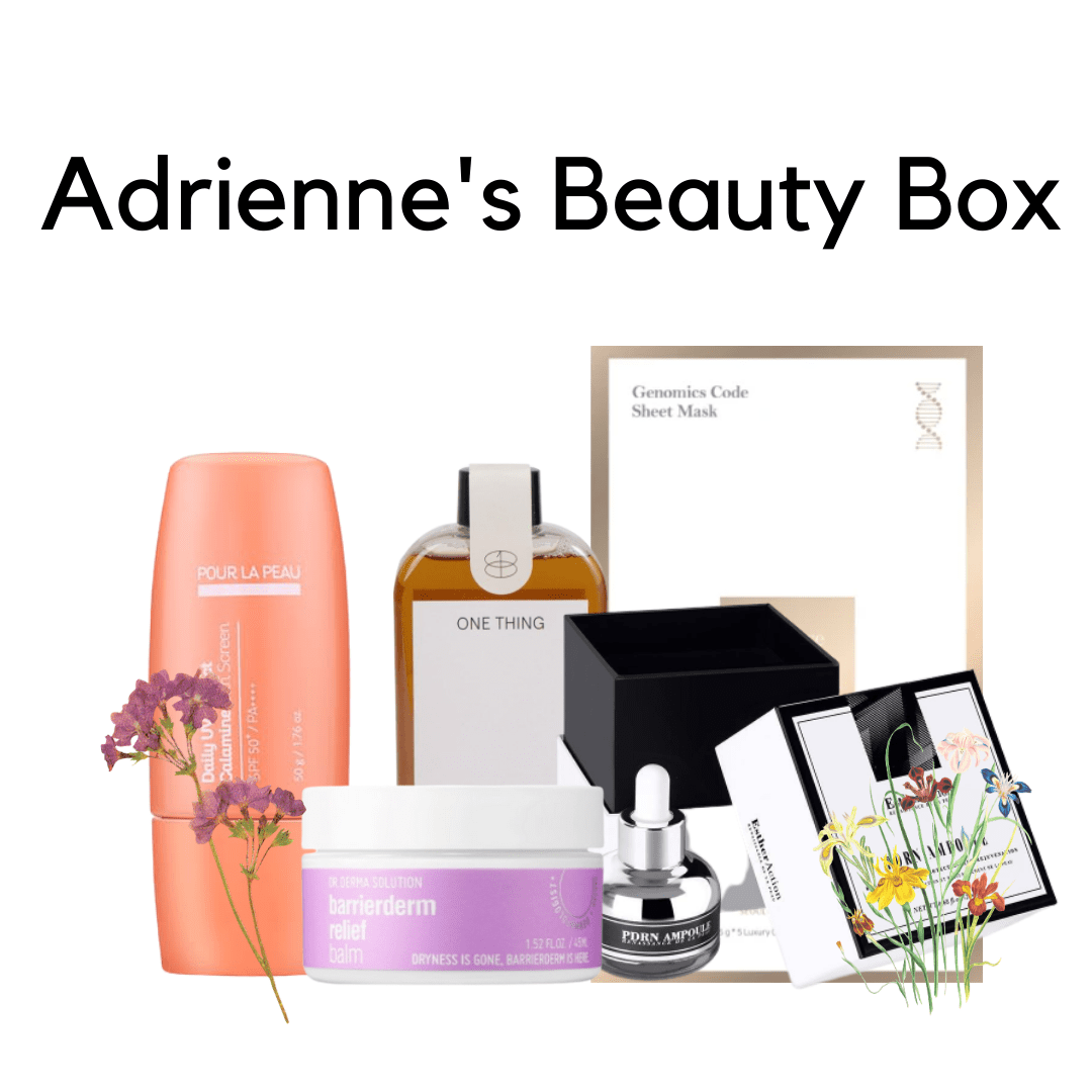 Adrienne Hill's Beauty Box