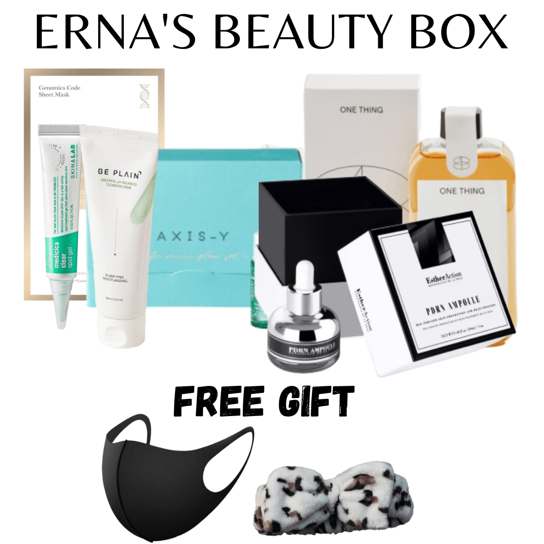 Erna's Beauty Box - sgmkorea