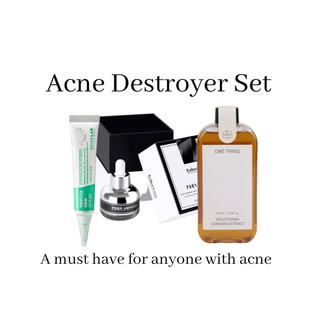 Acne Destroyer Set - sgmkorea