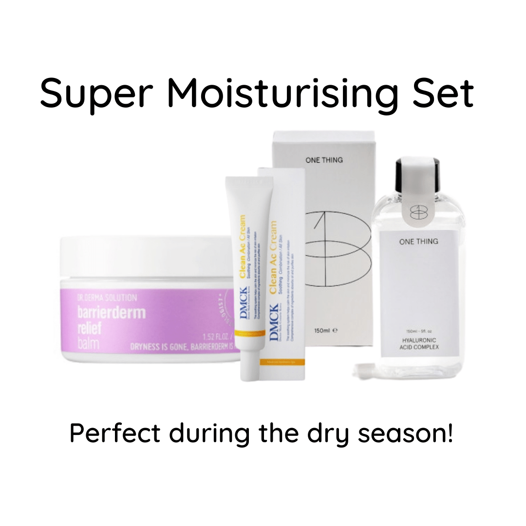 Super Moisturising Set