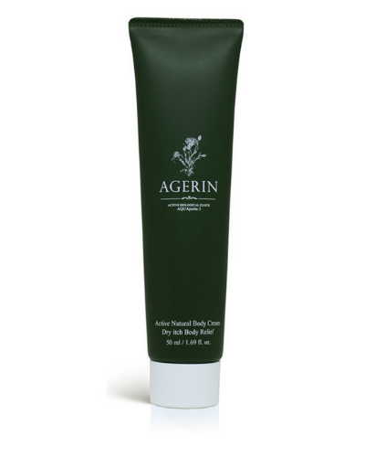 BUY 2 GET 1 FREE - Agerin Active Natural Body Cream 50 ml