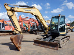 YANMAR SV100-1 10TON 2012 EXCAVATOR WITH 3390HRS