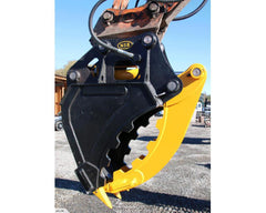 EXCAVATOR GRAB BUCKET 18-23T W/PIPING