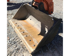 EXCAVATOR CLEANING BUCKET ZX120 65MM