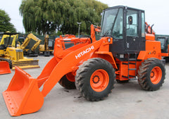 HITACHI LX70/TCM L13 7 TON WHEEL LOADER