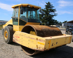 DYNAPAC CA602 18.3 TON SMOOTH DRUM ROLLER
