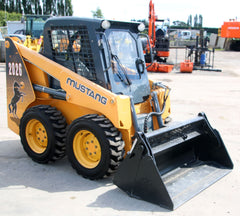 MUSTANG 2026 SKID STEER, 2015, LOW 0159.4 HOURS