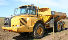 VOLVO A30D 23 TON , 6 WHEEL AT DUMP TRUCK