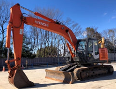 Hitachi ZX225 USR 23t Digger With Blade