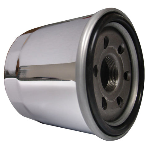 BRONCO CHROME OIL FILTER (AT-07011-1)