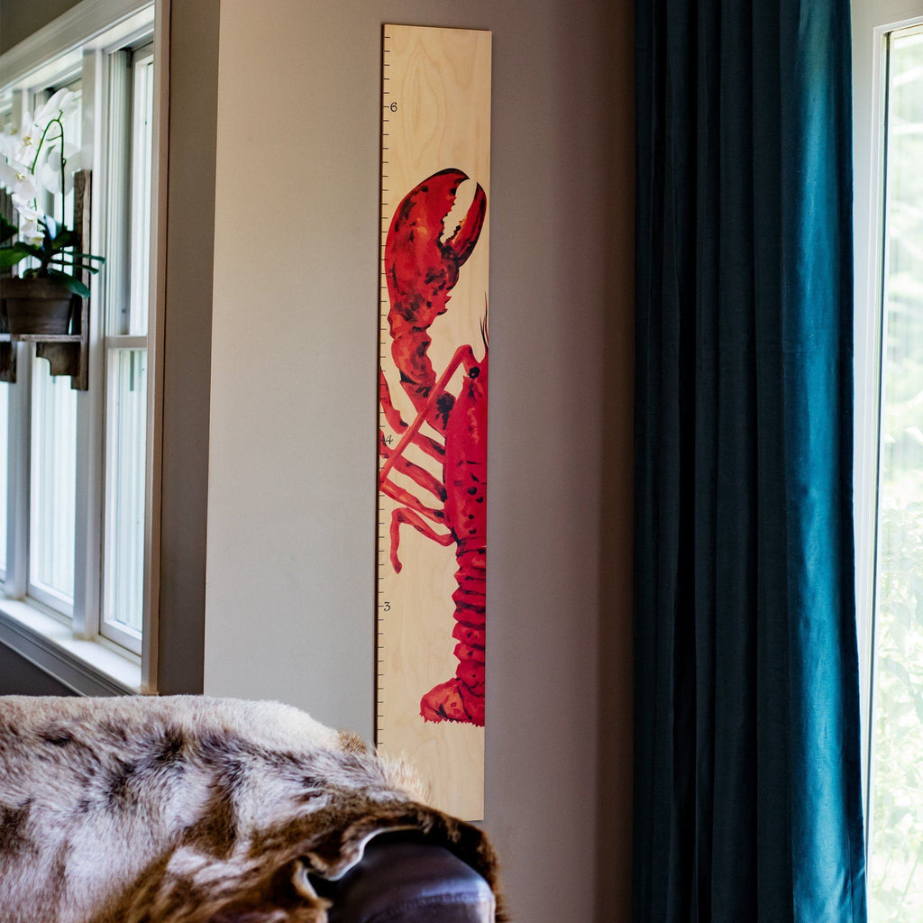 Lobster Growth Chart