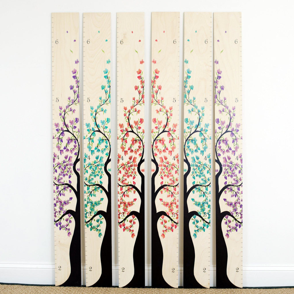 Tree of Life Growth Charts for Twins and Siblings Headwaters Studio